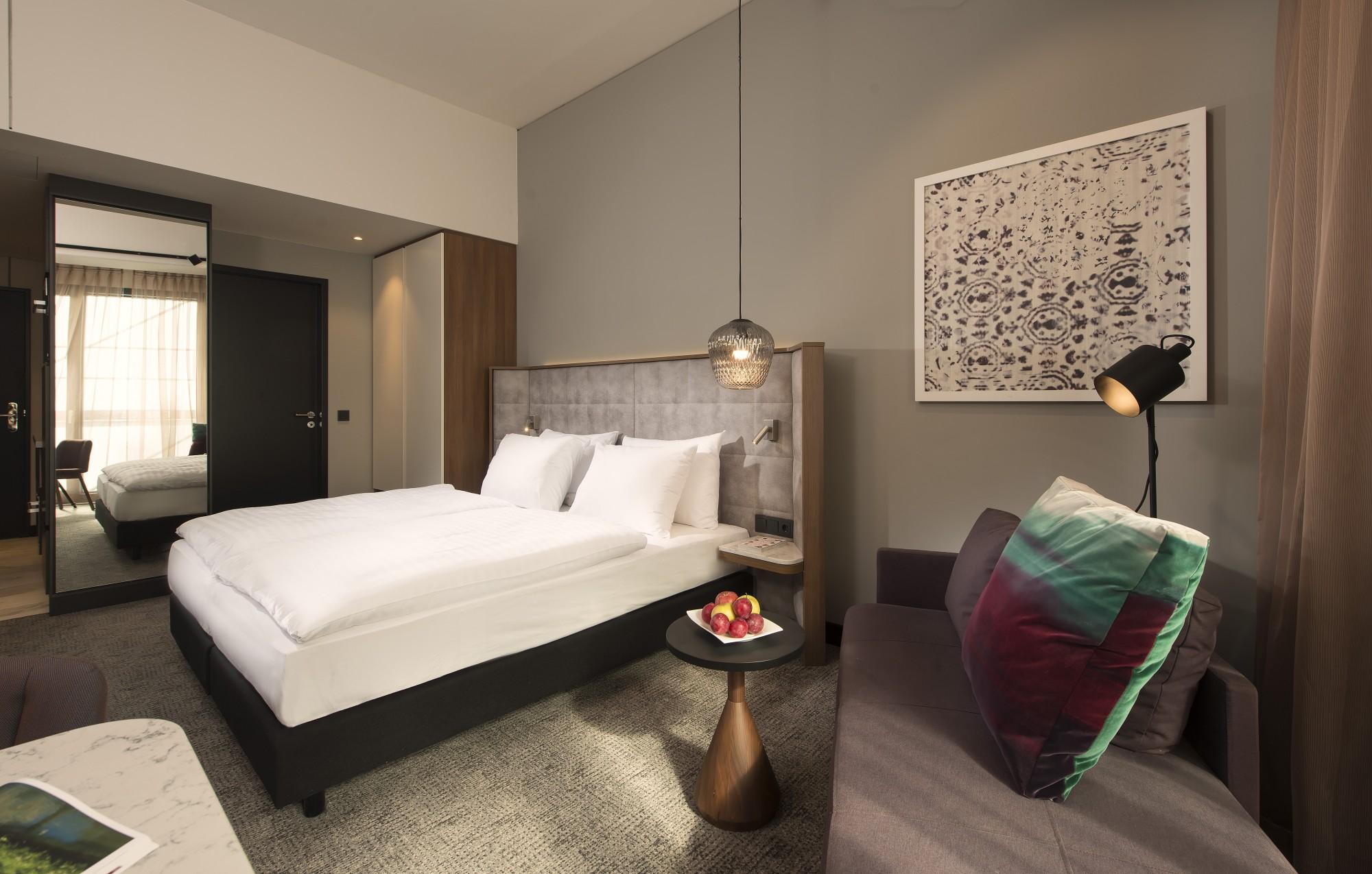 Adina Apartment Hotel Nürnberg, Musterzimmer